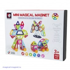 Mini Magical Magnet 102 детали