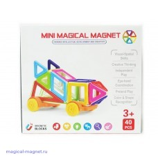 Mini Magical Magnet 40 деталей