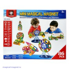 Mini Magical Magnet 86 деталей